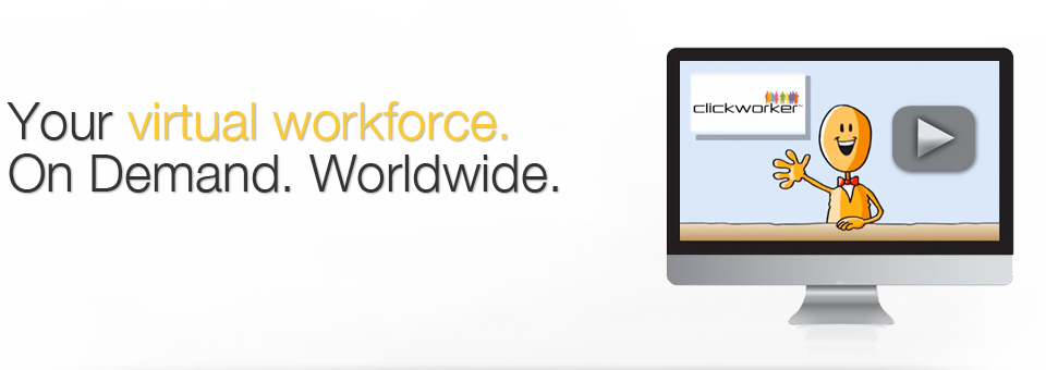 Your virtual workforce. On Demand. Worldwide.