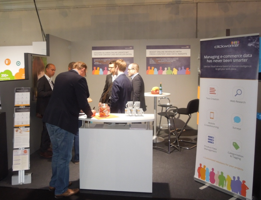 clickworker dmexco 2015