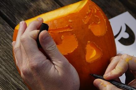 Pumpkin Lantern 4