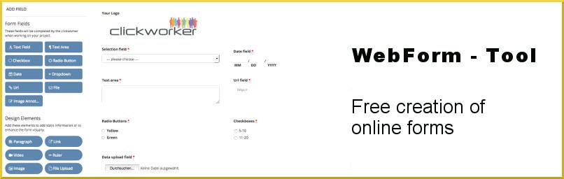 free form tool