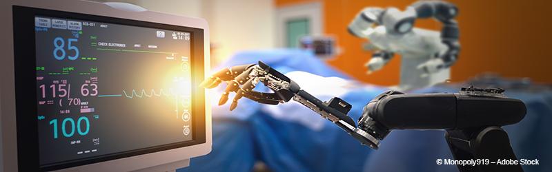 Künstliche Intelligenz + Medizin