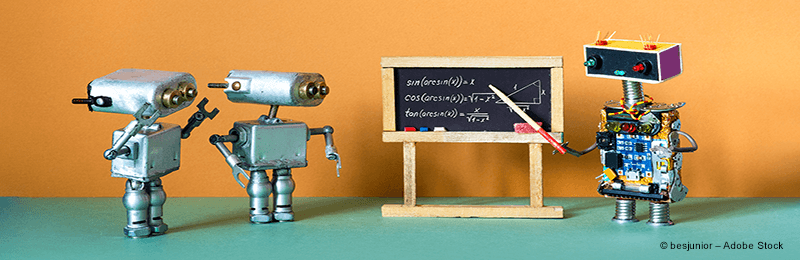 Künstliche Intelligenz Systeme trainieren